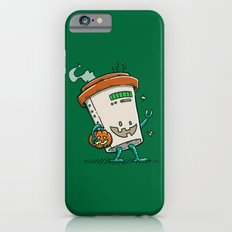 Pumpkin Spice Latte Bot iPhone 6s Slim Case