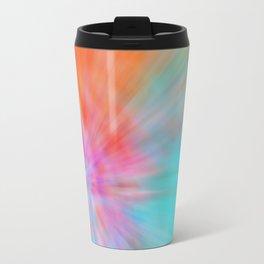 Abstract Big Bangs 002 Travel Mug