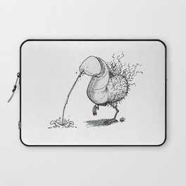 Peacocking Laptop Sleeve