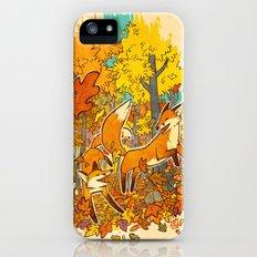 Autumn Eternal  Slim Case iPhone (5, 5s)