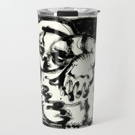 Lonesome Saint Travel Mug