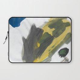 Think Big Watercolor Laptop Sleeve