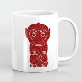 Tiki Monkey Coffee Mug