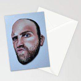 Human Man Stationery Cards