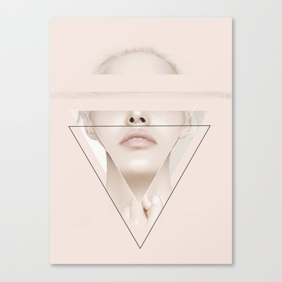 Triangle 4 Canvas Print