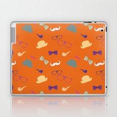 Hipster Pattern Laptop & iPad Skin