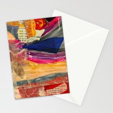 Collage Love - Asian Tie Stationery Cards