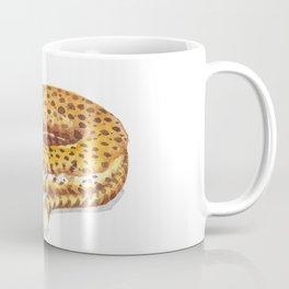 Cheetah Doughnut Coffee Mug