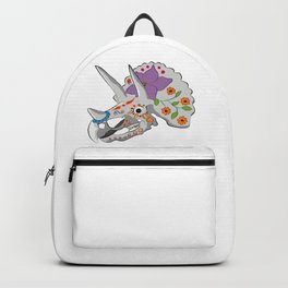 Day of the extinct: Triceratops Backpack
