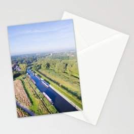 Alrewas canal Stationery Cards