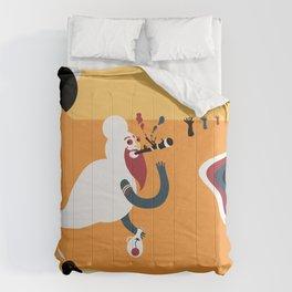 Fumador inconsciente Comforters
