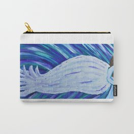 A Wing and a Prayer Carry-All Pouch