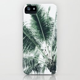 Maui Paradise Palm Hawaii iPhone Case