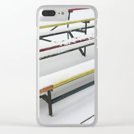 That place Clear iPhone Case