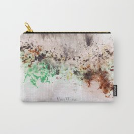 Solace - Abstract Art Carry-All Pouch
