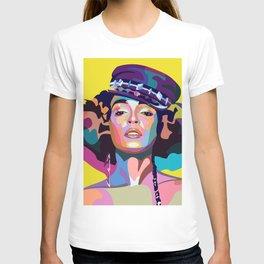 Janelle M T-shirt