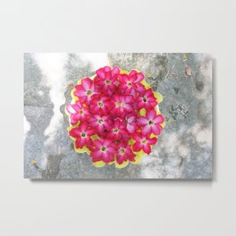 The floweress Metal Print
