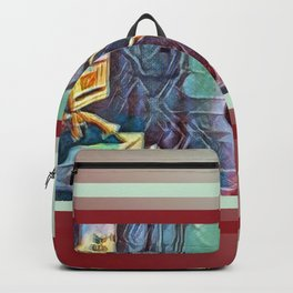 Laundry Soap Backpack