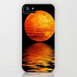 Mondscheinserenate iPhone Case