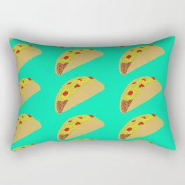 Taco Paradise  Rectangular Pillow