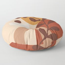 Abstract Art 23 Floor Pillow