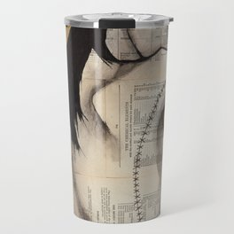 Lace I Travel Mug