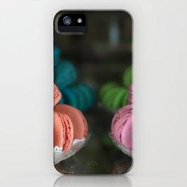 French Nom Nom iPhone Case