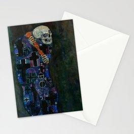 "Gustav Klimt ""Death and Life"" Stationery Cards"
