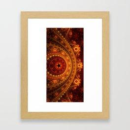 Aalok Framed Art Print