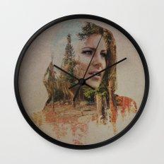 Lost & Found Wall Clock