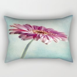 A Shade Of Pink Rectangular Pillow