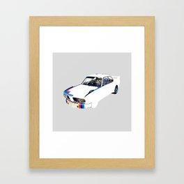 Beamer Framed Art Print