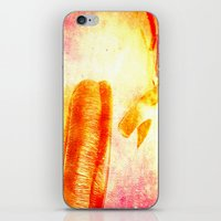 sound iPhone & iPod Skins featuring Sound by Fine2art
