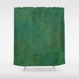 """Porstroke, Teal Shade Pattern"" Shower Curtain"