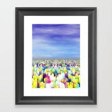 Infinite Horizon Framed Art Print