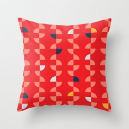 Geometric Pattern #2 Throw Pillow