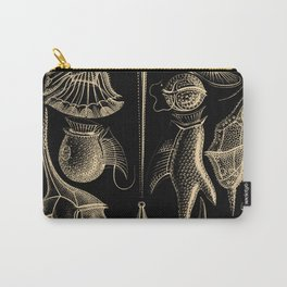 """""""Peridinea"""" from """"Art Forms of Nature"""" by Ernst Haeckel Carry-All Pouch"""
