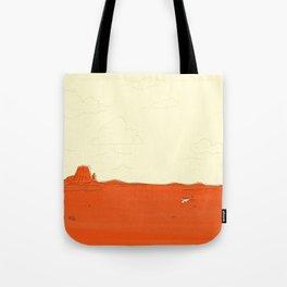 Heat Tote Bag