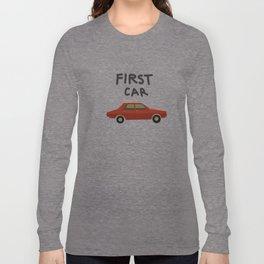 First car Long Sleeve T-shirt