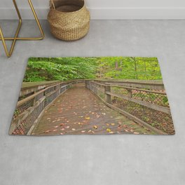 Catoctin Boardwalk Trail Rug