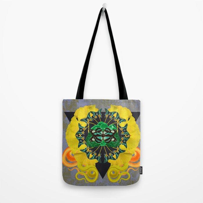 Medusa Mandala  Tote Bag
