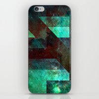 discount iPhone & iPod Skins featuring Emerald Nebulæ  by Aaron Carberry