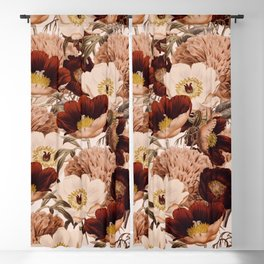Vintage Garden 2 #society6 Blackout Curtain