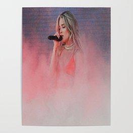 Halsey 31 Poster