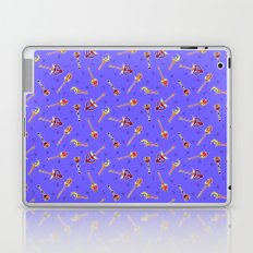 Sailor Moon Wands Laptop & iPad Skin