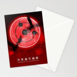 Mangekyo Shar!ngan  Stationery Cards