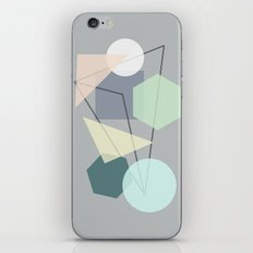 Graphic 113 iPhone & iPod Skin