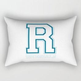 R - Riverdale T-Shirt Rectangular Pillow