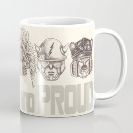 Roll Out & Proud Coffee Mug