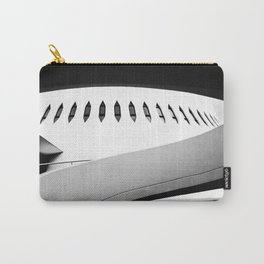 Le Havre   Niemeyer architect   Le Volcan Carry-All Pouch
